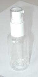 50 ml PET Pumpflsche